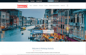 Workstay Website